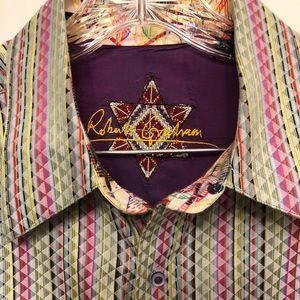 Robert Graham L Men's Shirt
